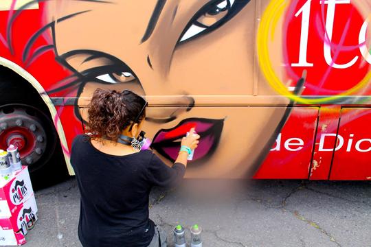 Toofly Quito Ecuador BUs 3