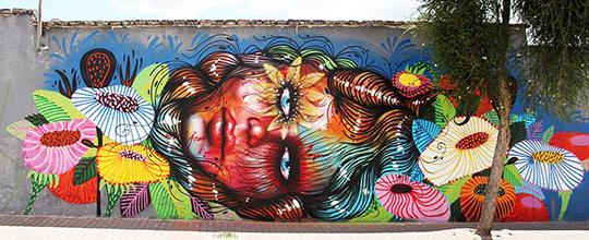 Anarkia Panmela Castro Warmi Paint