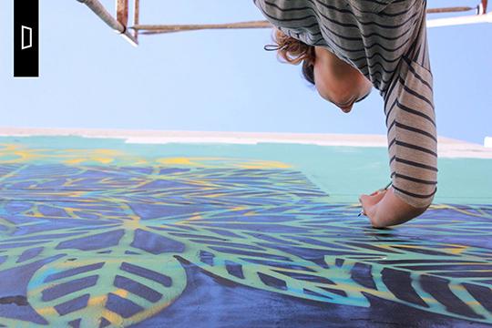 Vero Rivera Warmi Paint