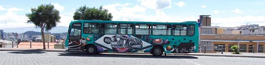 Warmi Paint Bus