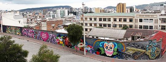 Warmi Paint Festival Ecuador