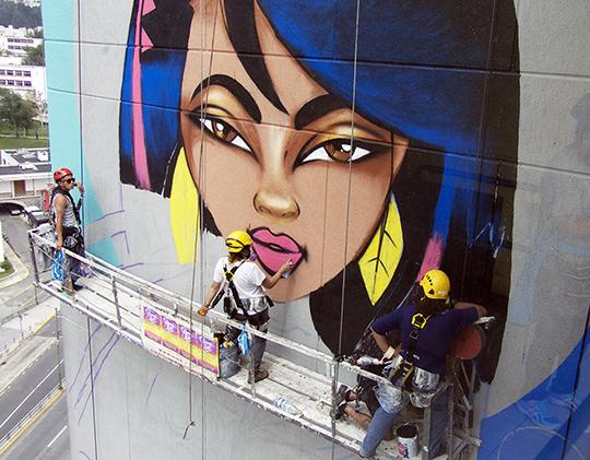 Toofly Warmi Paint Ecuador 4