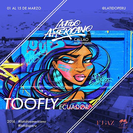 Toofly LatidoAmericano Peru