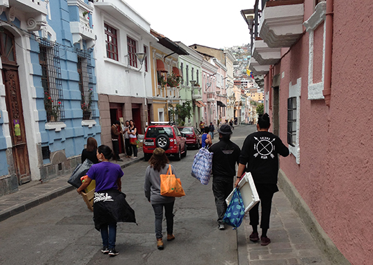 Quito Art Walk-1