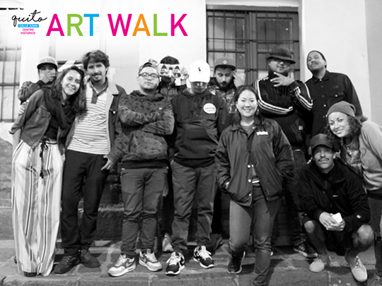 Quito Art Walk