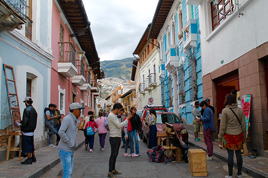 Quito Arts Walk 10