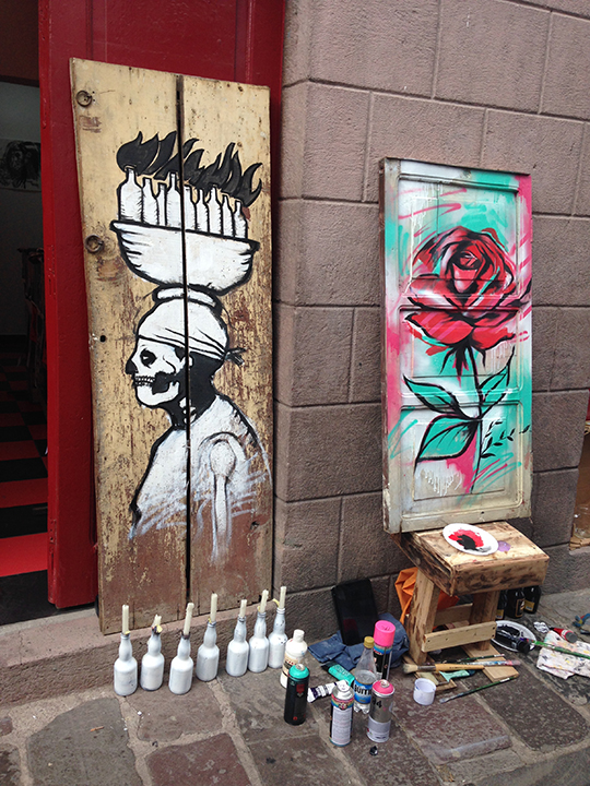 Quito Arts Walk 7