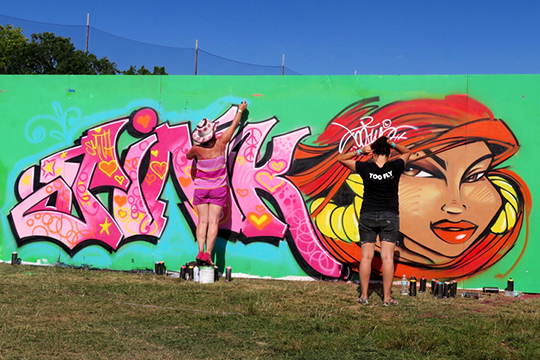 lady-pink-and-toofly-graffiti