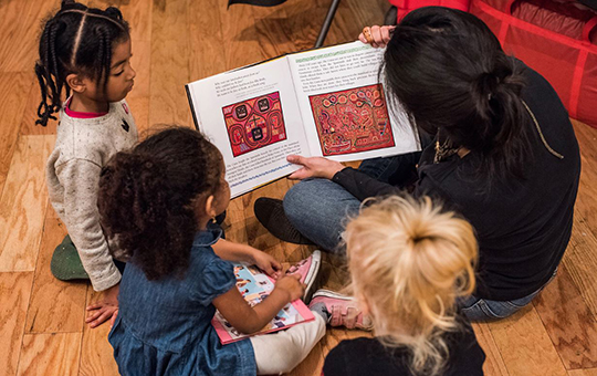 Kids Reading LLp