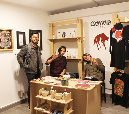 Gama Galeria Mexico Condesa Shop