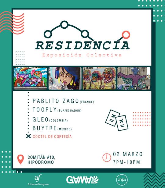 Residencia Gama Gallery Mexico