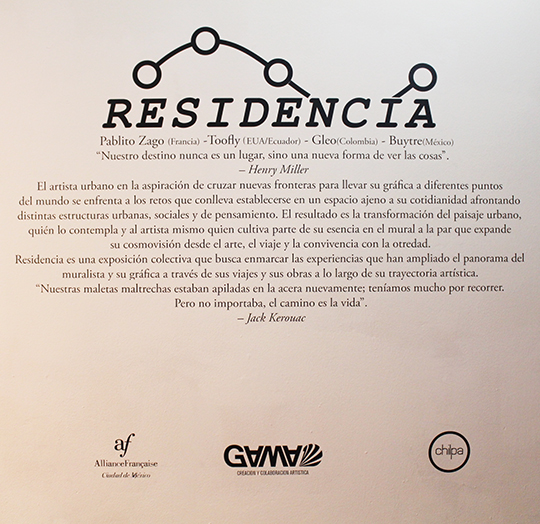 Residencia Mexico City Gama Galleria