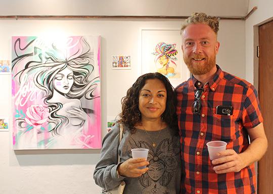 Toofly NYC Pablito Zago Gama Galeria Mex