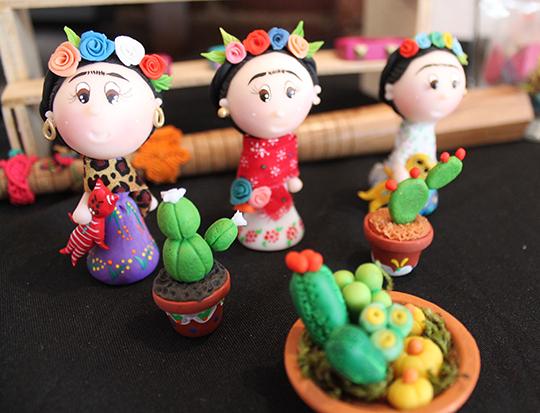 Mini Fridas