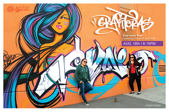 Grafiteras Oakland Ca