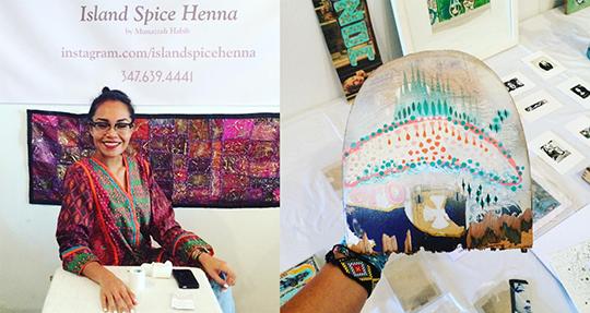 Island Spice Henna LLP