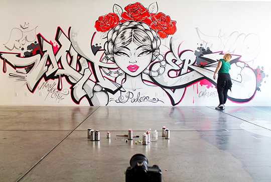 Grafiteras Toofly Dime 6