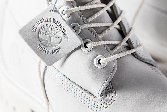 Timberland Ghost White Toofly