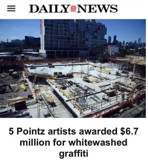 5 Pointz 6.7 Million
