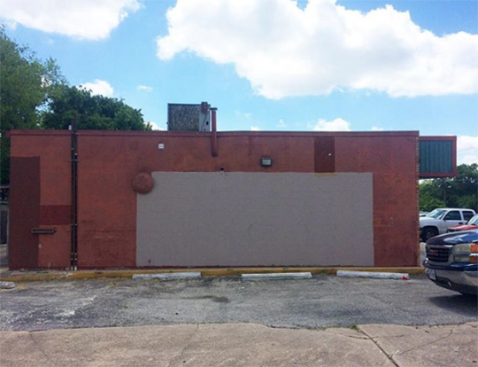 Mama Sana Mural Wall