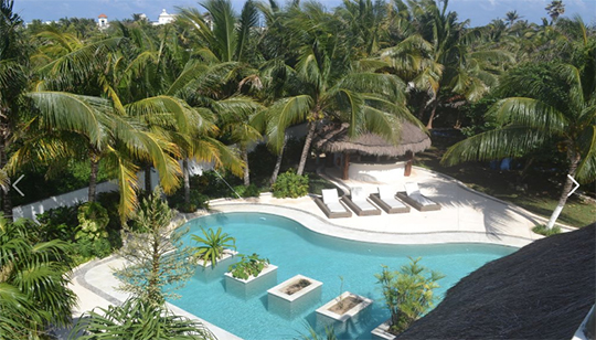 Artist Lodging Mexico