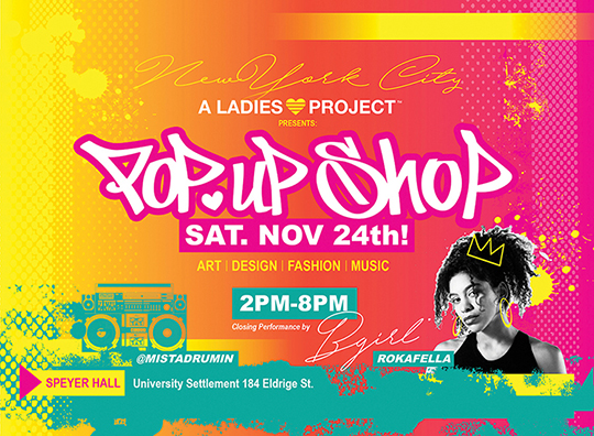 LadiesLoveProject 2018 1