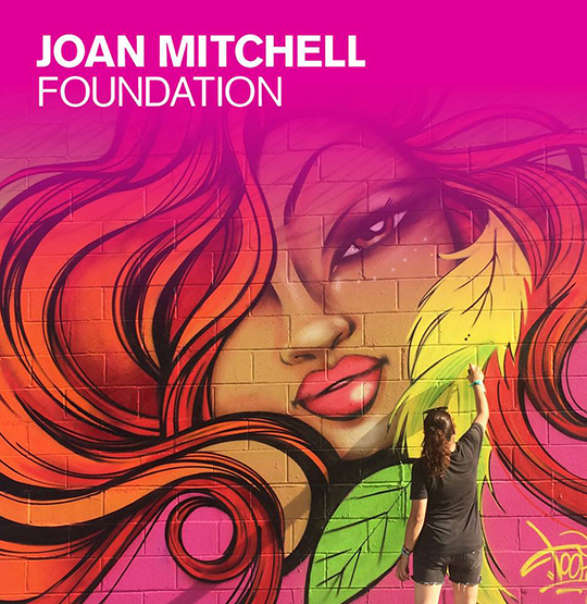 Joan Mitchell Foundation Toofly