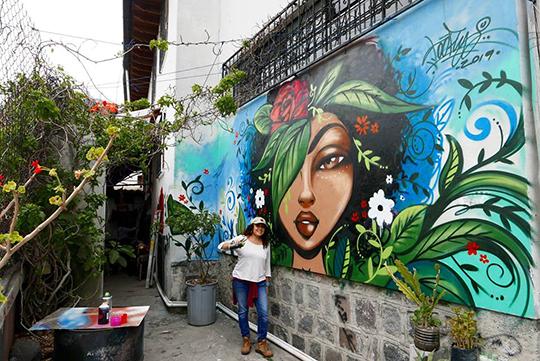 Toofly Nina Shunku Quito Ecuador