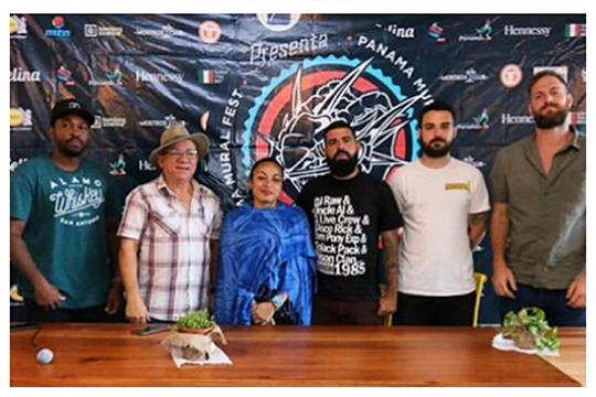 Panama Mural Festival 2019