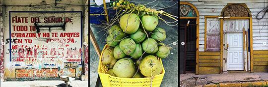 Sanata Ana Panama treets