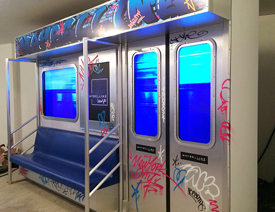 Maybelline House Toofly Graffiti-1