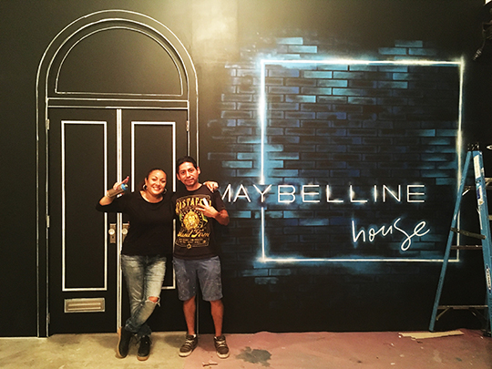 Maybelline Installation Toofly-11