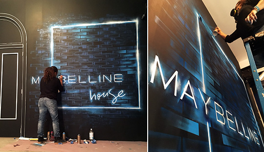 Maybelline Installation Toofly-3